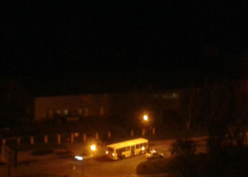 В Смоленской области ВАЗ врезался в автобус АЭС