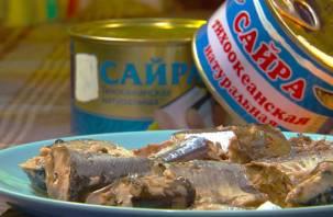 С личинками: в Роскачестве проверили рыбные консервы
