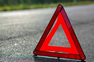 Два раза переехали: идут поиски очевидцев аварии в Смоленской области, в которой погиб пешеход