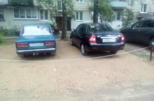 Обнаглевшие рославльские водители творят, что хотят