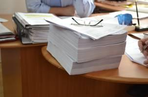 Смоленским строителям предложили не тонуть в бумажках
