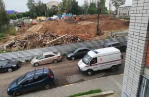 «Не так заглушили»: в Смоленске многоэтажный дом оставили без газа