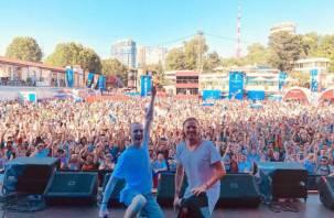 Смоленская группа Swanky Tunes выступит в Ростове после финала ЧМ-2018