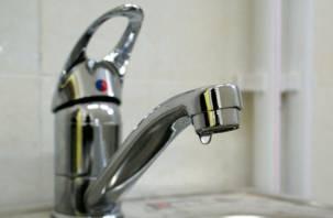 В Заднепровье жилые дома и детсады останутся без воды