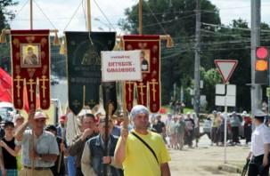 Из Витебска в Смоленск пройдет православный молодежный крестный ход
