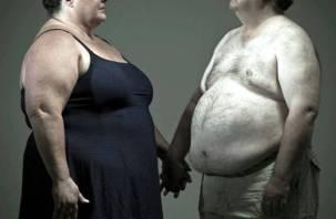 На Смоленщине очень много толстых граждан