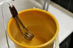 На три дня в Промышленном районе Смоленска отключат горячую воду