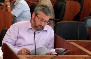 Задержанного депутата смоленской облдумы могут «выгнать» из партии