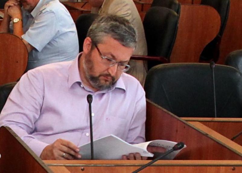 В Смоленской области задержали депутата облдумы Константина Горелого