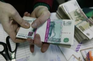 Смоленский коммерсант «прикарманила» более семи миллионов рублей