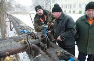 МУП отвечает: о надежности, эффективности и схеме теплоснабжения