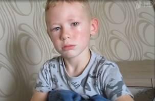 Маленький смолянин прославился на всю Россию, желая стать Человеком-пауком