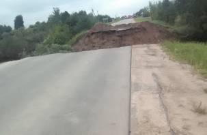 Последствия мощного ливня в Починке: подборка лучших видео потопа