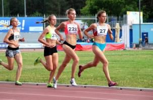 Смолянка взяла «бронзу» на чемпионате России по легкой атлетике