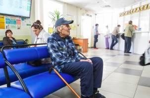 «Не дождался»: в Санкт-Петербурге пожилой мужчина умер в очереди к врачу