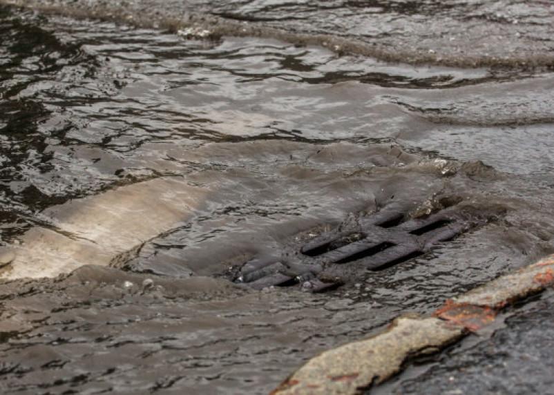 Потоп в Починке: ливневки не выдержали мощной стихии, дома «ушли» под воду