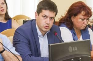 В Смоленске назначили нового замглавы Владимира Соваренко по городскому хозяйству