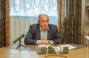 Замглавы Смоленска Бабюк уходит с должности