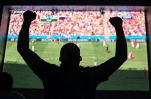 В Смоленской области откроют фан-зону для футбольных болельщиков