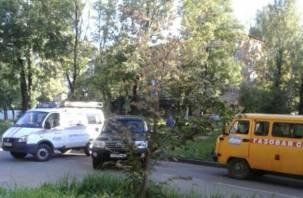 Разрешения на работы не было. ООО «Новострой» «перебил » газпровод в Смоленске и будет наказан