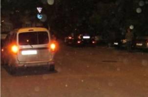 В Смоленске разыскиваются свидетели ДТП со сбитым пешеходом