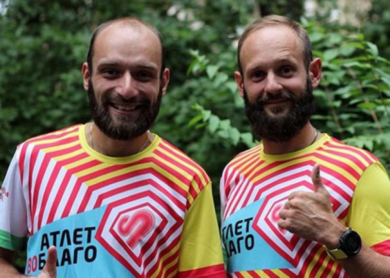 В Смоленске московские марафонцы будут ночевать в палатках на стадионе