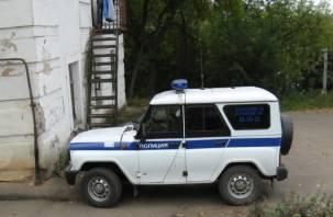 В Смоленске у предпринимателя из фургона украли лекарства