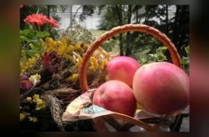 Смоляне отметят яблочный спас во Фленове