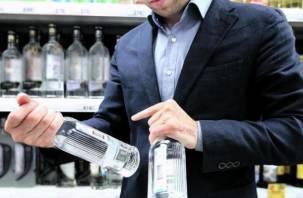 В России подорожали крепкие алкогольные напитки