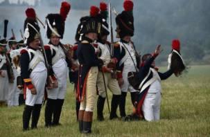 На Смоленщину снова пришел с войной Наполеон