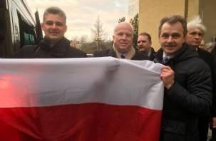 В Смоленске побывал «друг Маккейна»