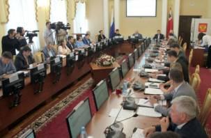 Смоленские депутаты снова не смогли выбрать Почетного гражданина города