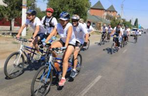 Через Смоленск пройдет международный паралимпийский веломарафон