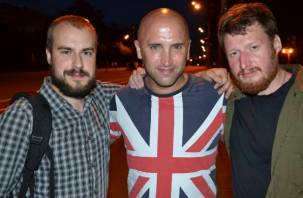 В Лондоне был задержан английский журналист, побывавший в Смоленске