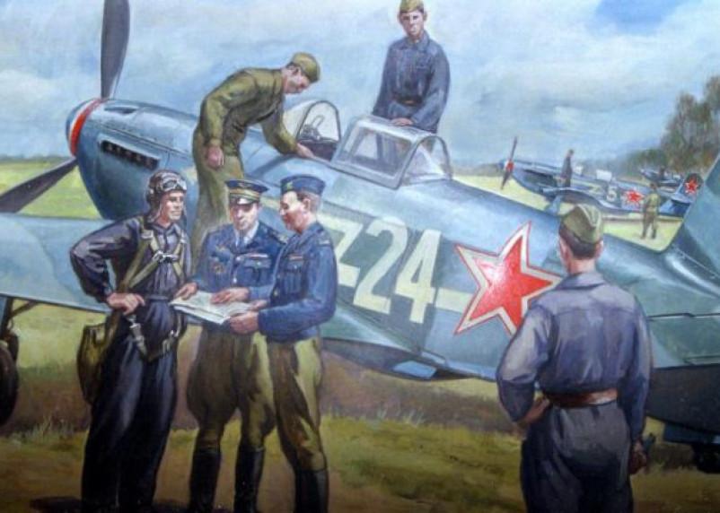 В Смоленской области найден самолет легендарного французского полка «Нормандия-Неман»