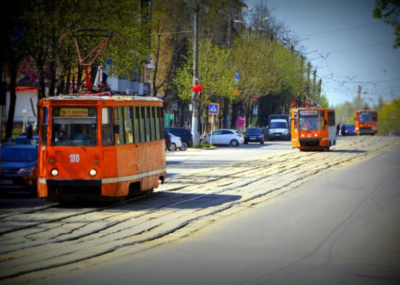 В Смоленске перестанут ходить трамваи №1