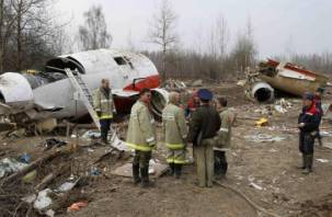 Следователи отвергли польскую версию о взрыве на борту самолета Качиньского