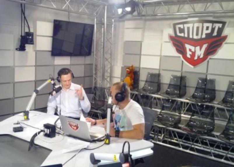Радиостанция «Спорт FM» прекратила вещание. Но не совсем