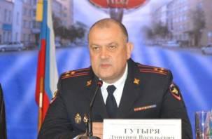 Экс-начальник смоленской полиции стал замминистра МВД Дагестана
