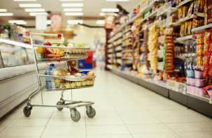 В России продукты подорожали в 3,3 раза быстрее, чем в ЕС