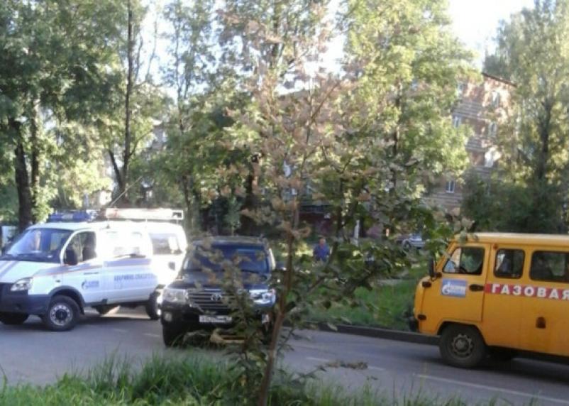 «Дышать нечем»: появилось видео с места масштабного прорыва газопровода в Смоленске
