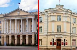 Пикировка смоленских областных и городских властей продолжилась в соцсети