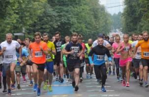 Через Смоленскую область пройдет благотворительный беговой марафон