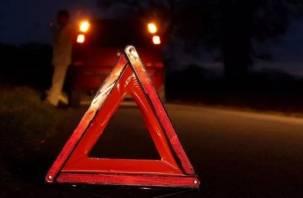 Смоленский водитель погиб на трассе в Подмосковье