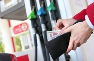 Стало известно из-за кого повышались цены на бензин в Смоленской области