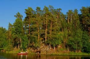 В Смоленске на берегу Днепра нашли артиллерийский снаряд