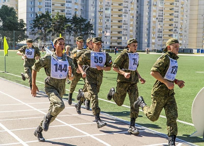 Смоленские военнослужащие побегут с оружием в Воронеже