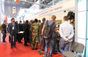 Смоленские компании показали себя на военно-техническом форуме