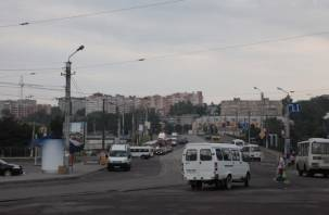 Пятницкий путепровод в Смоленске снова перекроют. На этот раз частично