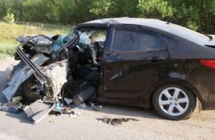 «Три трупа». Ужасная авария случилась сегодня в Смоленской области